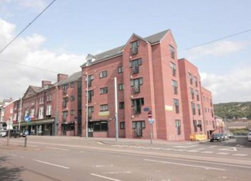 Thumbnail 2 bed flat for sale in Infirmary Road, Sheffield
