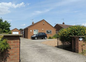 Thumbnail 2 bed detached bungalow for sale in Church Road, Walpole St. Peter, Wisbech