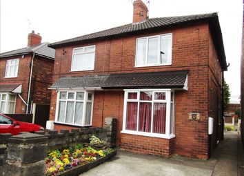 Thumbnail Semi-detached house for sale in Comforts Avenue, Scunthorpe