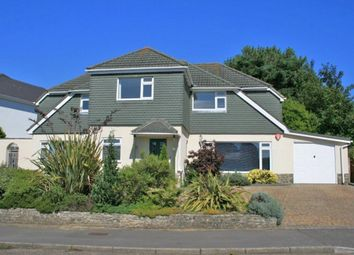 Thumbnail 4 bed detached house for sale in Hurst Hill, Canford Cliffs, Poole