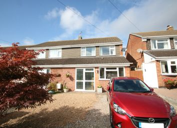 Thumbnail 3 bed semi-detached house for sale in Ivy Croft Road, Warton, Tamworth