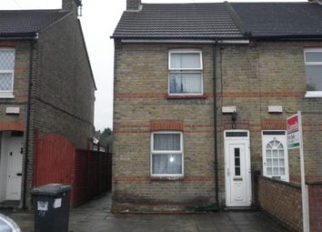 Thumbnail 4 bedroom end terrace house for sale in Belgrave Road, Slough