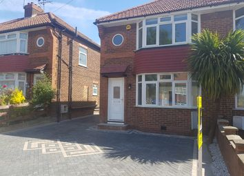 Thumbnail 3 bed semi-detached house for sale in Broomgrove Gardens, Edgweare