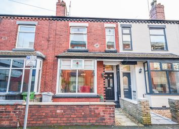 Thumbnail 3 bed terraced house for sale in Woodfield Road, Broadheath, Altrincham