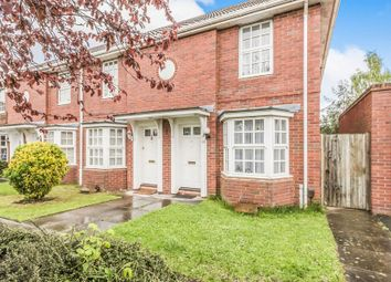 Thumbnail 2 Bed Terraced House For Sale In Wilkins Grove, Longcroft Lane,  Welwyn Garden