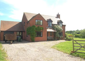 Thumbnail 4 bed detached house to rent in Stratford Road, Wootton Wawen, Henley-In-Arden