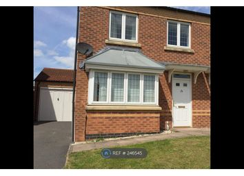 Thumbnail 3 bed semi-detached house to rent in Flinders Way, Lincoln