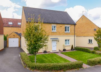 Thumbnail 4 bed detached house to rent in Brigadier Gardens, Repton Park, Ashford
