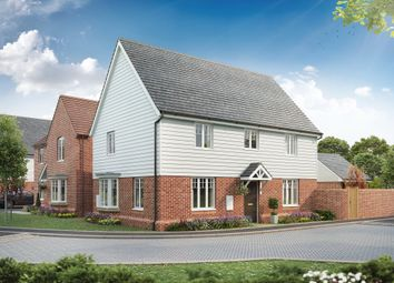 "Thumbnail 4 bed detached house for sale in ""Cornell"" at Barnhorn Road, Bexhill-On-Sea"