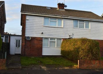 Thumbnail 2 bed semi-detached house for sale in Samuel Crescent, Swansea