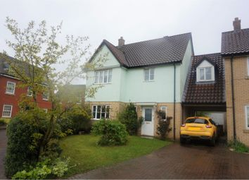 Thumbnail 4 bed semi-detached house for sale in Civray Avenue, Downham Market