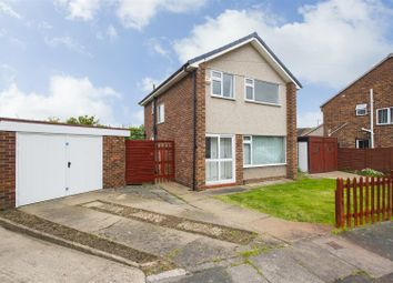 Thumbnail 3 bed detached house for sale in Rothwell Close, Nottingham