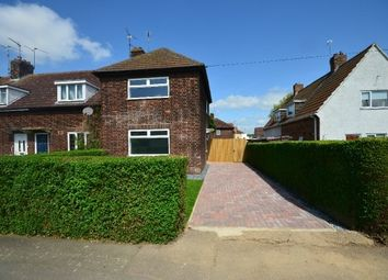 Thumbnail 3 bed semi-detached house for sale in Pen Green Lane, Corby