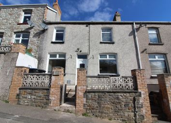 Thumbnail 3 bedroom terraced house to rent in Upper Court Terrace, Llanhilleth, Abertillery