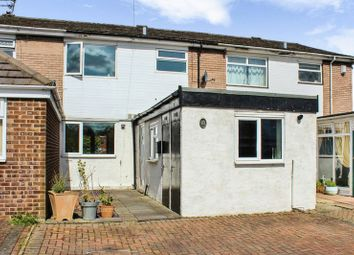 Thumbnail 3 bed terraced house for sale in Abingdon Road, Bramhall, Stockport