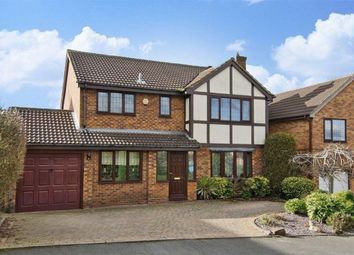 Thumbnail 4 bed detached house for sale in Cranmer Grove, Four Oaks, Sutton Coldfield
