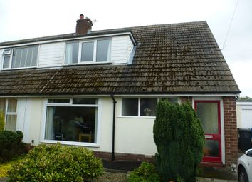 Thumbnail 3 bed semi-detached house to rent in Bryning Avenue, Wrea Green, Preston