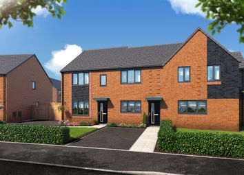 Thumbnail 2 bedroom mews house for sale in Levens Street, Salford