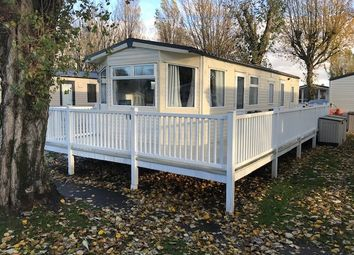 Thumbnail 3 bed mobile/park home for sale in Granaries Business Park, Station Road, Talacre, Holywell
