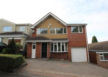 Thumbnail 5 bedroom detached house for sale in Vernon Close, Sutton Coldfield