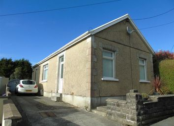 Thumbnail 2 bed detached bungalow for sale in Penllwynrhodyn Road, Llwynhendy, Llanelli