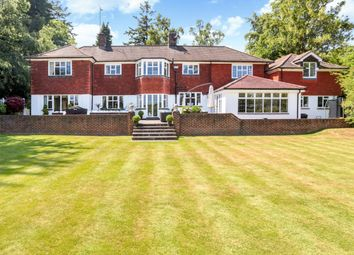Thumbnail 5 bed detached house to rent in Brasted Chart, Westerham