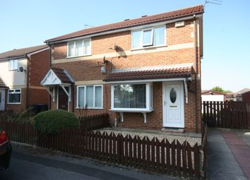 Thumbnail 2 bed semi-detached house for sale in Netherfields Crescent, Middlesbrough