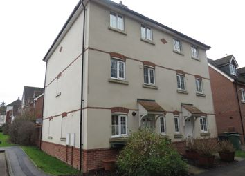 Thumbnail 4 bed town house for sale in Cowslad Drive, Chineham, Basingstoke