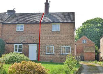 Thumbnail 2 bed cottage for sale in Ashwell Road, Whissendine, Oakham
