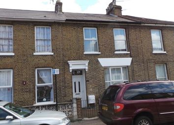 Thumbnail 4 bed terraced house for sale in Queens Road, Edmonton
