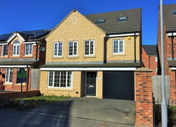 Thumbnail 4 bed detached house for sale in Redbrook Way, Bradford