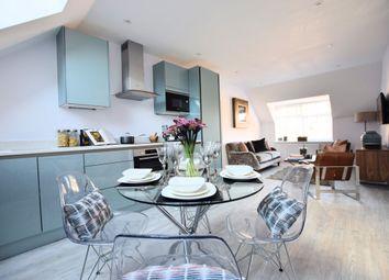 Thumbnail 2 bed flat for sale in Marlborough House, Basingstoke Road, Spencers Wood