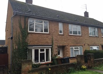 Thumbnail 2 bed flat to rent in Church Street, Finedon, Wellingborough