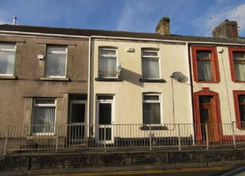 Thumbnail 3 bedroom terraced house for sale in Clydach Road, Morriston, Swansea.