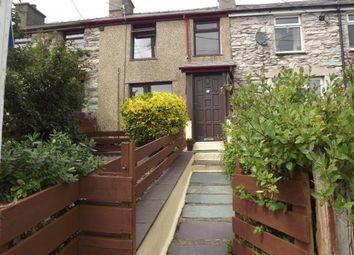Thumbnail 2 bed terraced house for sale in Bryn Derwen Terrace, Talysarn, Caernarfon, Gwynedd