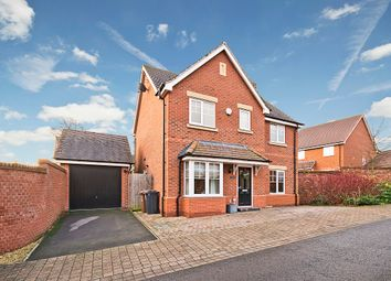 Thumbnail 4 bed detached house for sale in Biggin Hill Close, Malvern