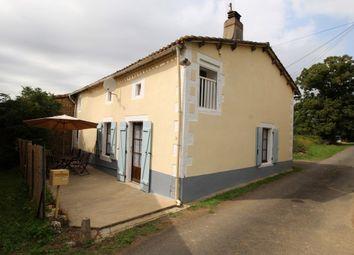 Thumbnail 2 bed property for sale in Beaulieu-Sur-Sonnette, Poitou-Charentes, France