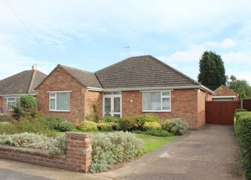 Thumbnail 2 bed detached bungalow for sale in Harewood Crescent, North Hykeham, Lincoln