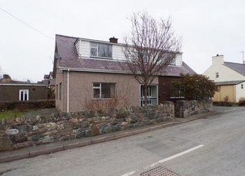 Thumbnail 3 bed bungalow for sale in Llanrug, Caernarfon, Gwynedd