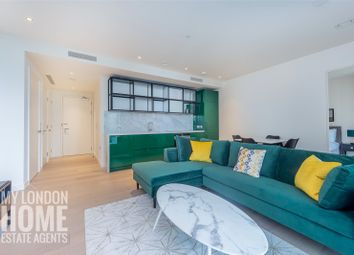Thumbnail 1 bed flat for sale in Bagshaw Building, The Wardian, Marsh Wall, Canary Wharf