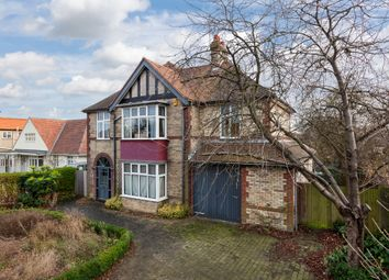 Thumbnail 5 bed detached house for sale in Milton Road, Cambridge