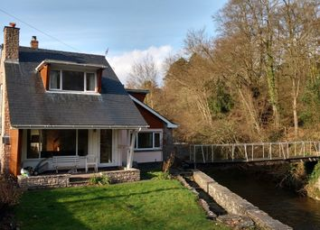 Thumbnail 2 bed detached house for sale in Llangenny, Crickhowell