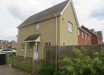 Thumbnail 2 bedroom semi-detached house to rent in Bullfinch Drive, Harleston