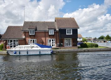 Thumbnail 2 bed town house for sale in Staitheway Road, Wroxham