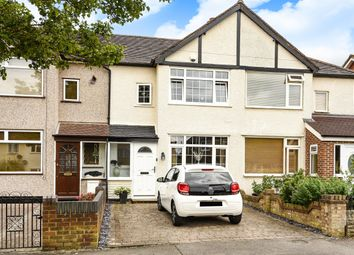 Thumbnail 2 bedroom terraced house for sale in Ashby Avenue, Chessington