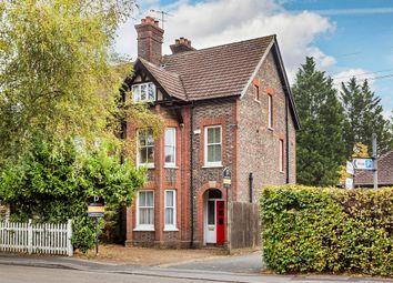 Thumbnail 4 bed semi-detached house for sale in Station Road, Edenbridge