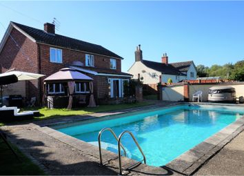 Thumbnail 5 bedroom detached house for sale in The Street, Mendham, Harleston