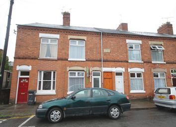 Thumbnail 4 bedroom terraced house to rent in Westbury Road, Clarendon Park, Leicester