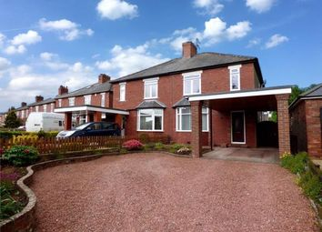 Thumbnail 3 bed semi-detached house for sale in Scotby Road, Scotby, Carlisle
