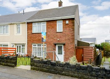 Thumbnail 2 bed end terrace house for sale in Penderry Road, Swansea, Swansea